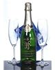 Dárková souprava Sekt + 2 skleničky na šampaňské