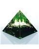 Těžítko – pyramida zelená