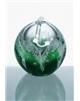 Olejová lampa zelená 80 mm