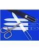 Skleněný pilník na nehty 135 mm