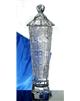 Sportovní pohár s víkem 405 mm (broušený)