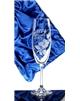 Maturitní sklenička Lara s motivem reliéfní růže